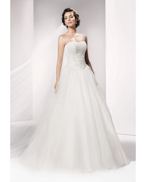 Svadobné šaty Agnes 14320