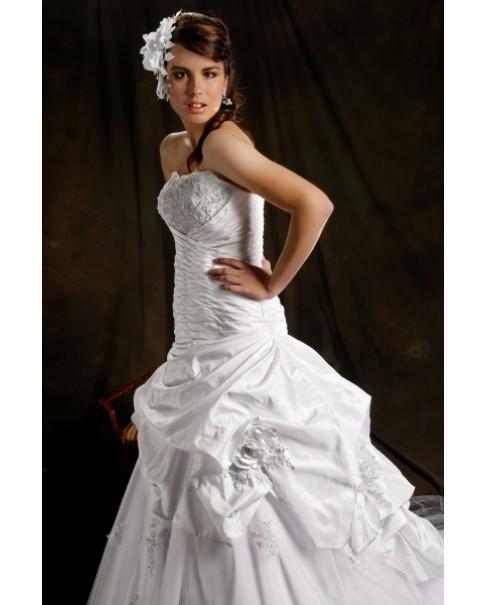 Svadobné šaty DIANE B