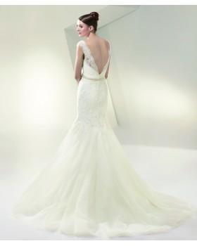 Svadobné šaty Enzoani Beautiful BT14 13 bab6222c459