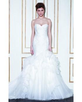 Svadobné šaty Blue by Enzoani Guam - NOVÉ, veľ. 38 výpredaj