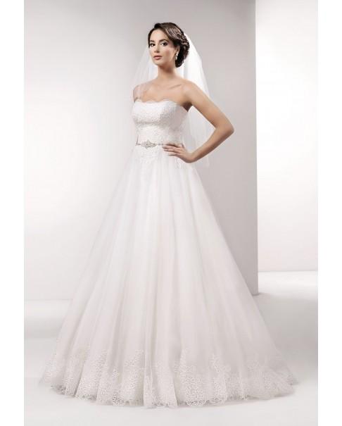 Svadobné šaty Agnes KA 15065