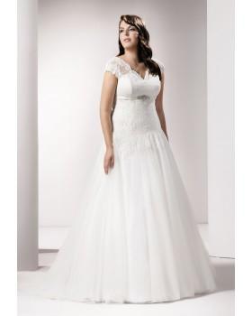 Svadobné šaty Agnes KA 15502