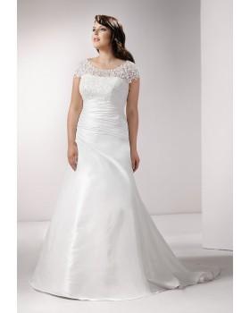 Jednoduche uzke sexi svadobne saty predaj pozicovna svadobny salon ... 6de4644569e