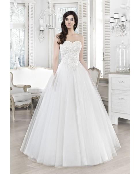 Svadobné šaty Agnes KA 16009