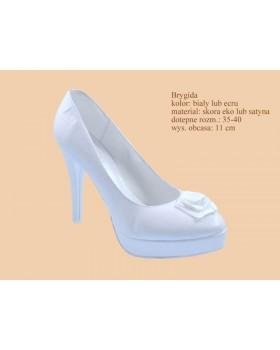 Svadobné topánky Brygida