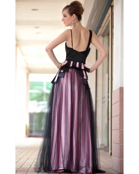 Spoločenské šaty LIANA - zľava na posledný kus skladom