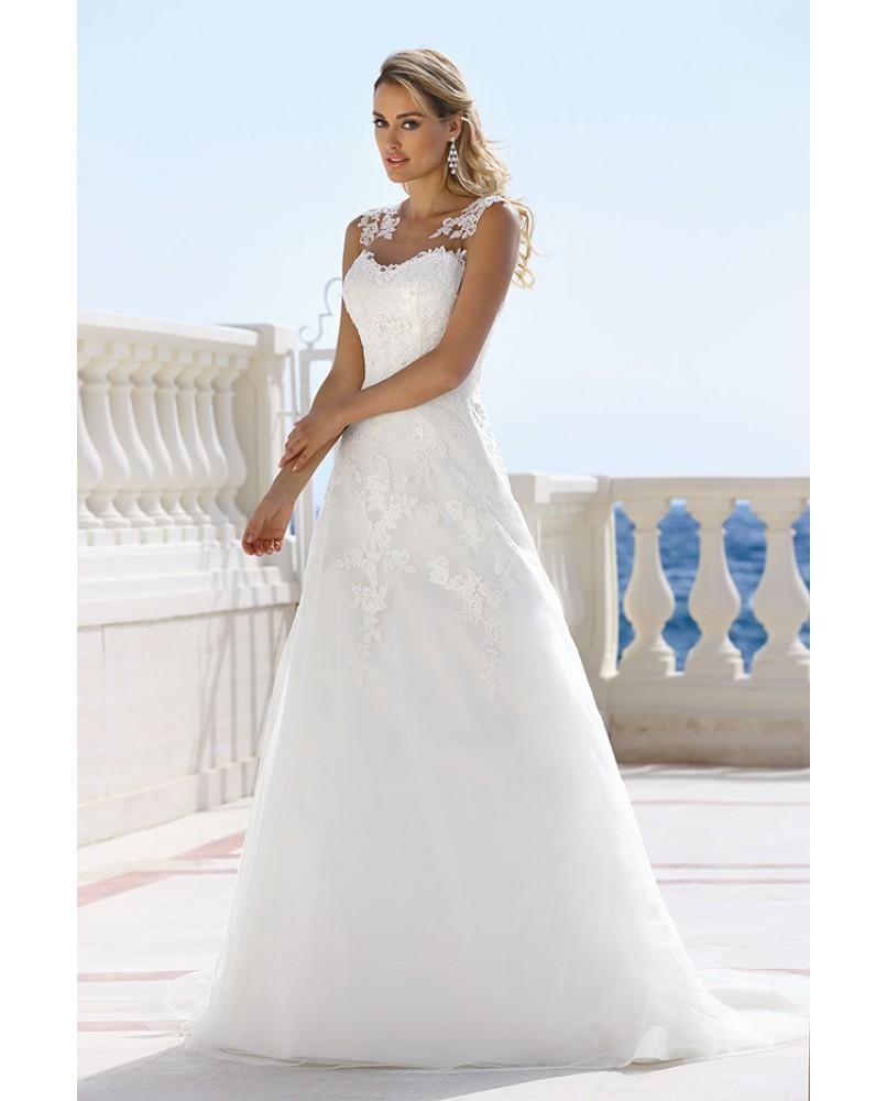 5af8043ef9ee svadobne saty wedding dress ladybird 416031 kolekcia 2016 predaj ...