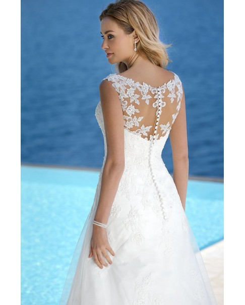 Svadobné šaty  Ladybird 417011