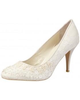 Svadobné topánky Menbur 4612 Adriana
