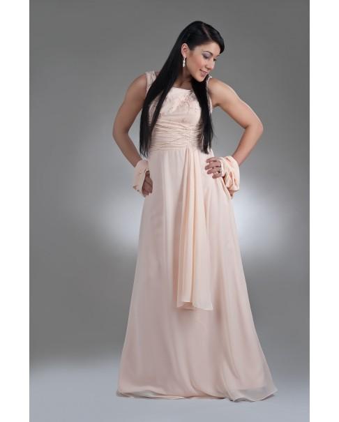 Spoločenské šaty SILVIA - zľava na jediný kus veľ. 38