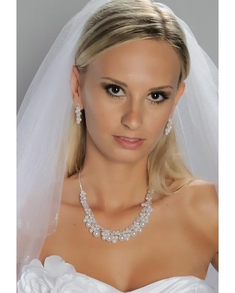 Súprava náhrdelník a náušnice EVA