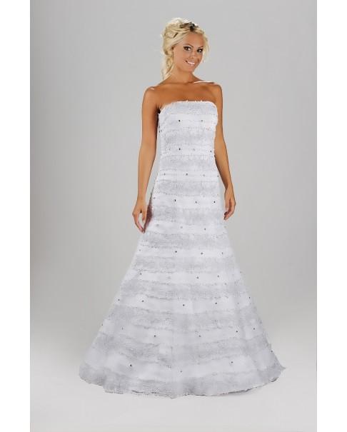 Svadobné šaty LINDA D