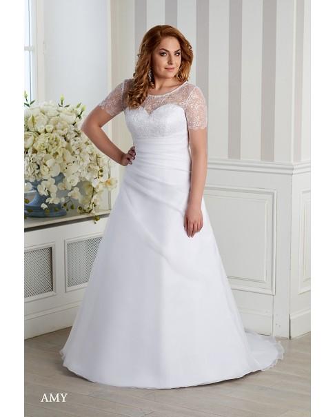 Svadobné šaty Amy,  Emmi Mariage
