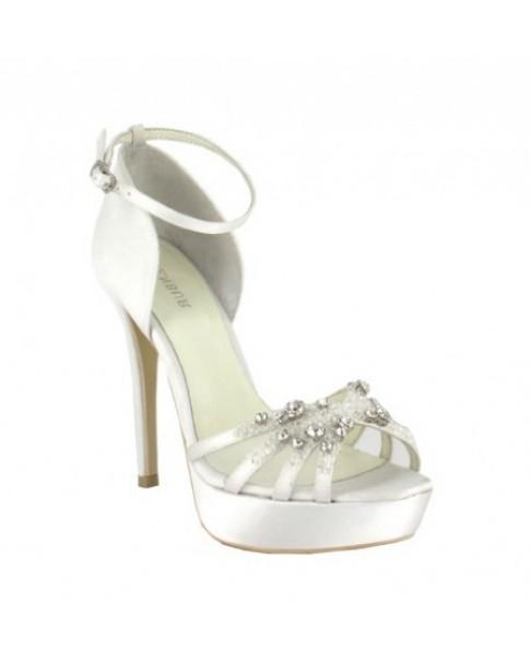 Svadobné topánky Menbur 5849 Andrea