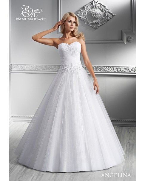 Svadobné šaty Emmi Mariage Angelina