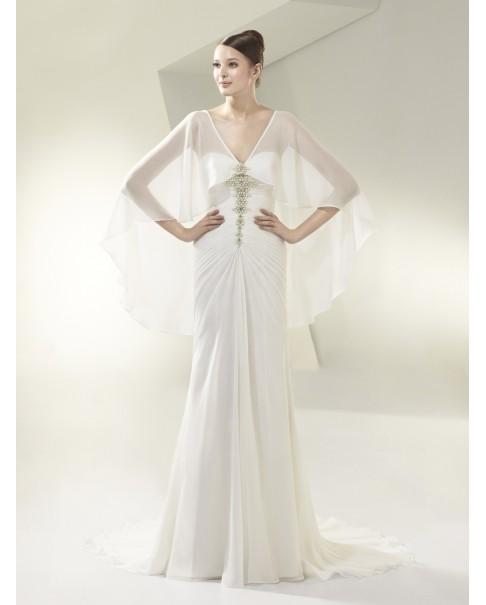 Svadobné šaty Enzoani Beautiful BT14_21
