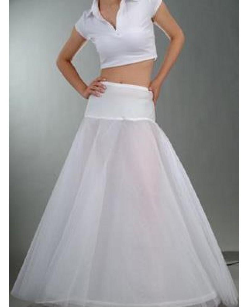 38639d580b95 spodnica pod svadobné šaty s jednym kruhom