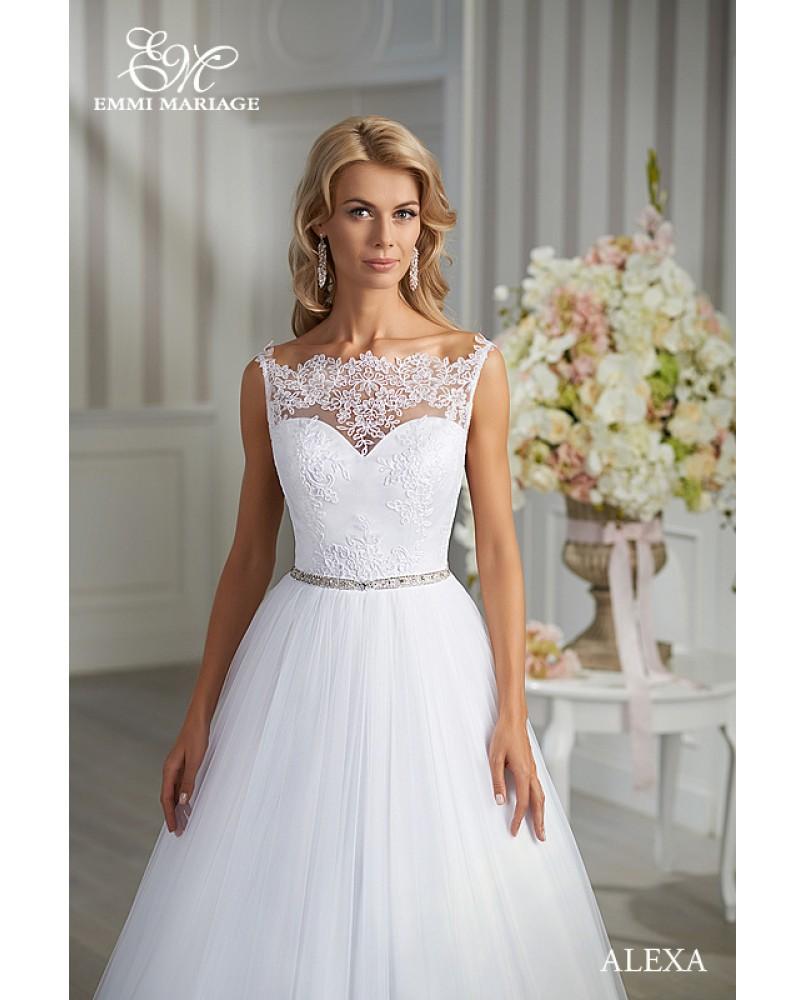 06ea8a511501 svadobne saty emmi mariage alexa exclusive collection 2015 predaj ...