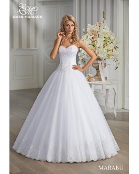Svadobné šaty Emmi Mariage Marabu