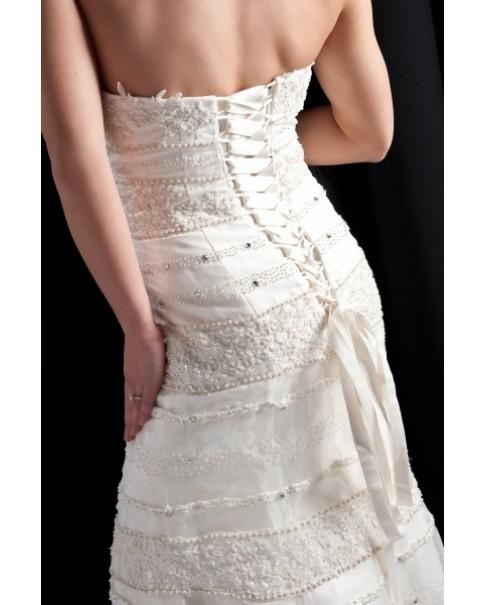 Svadobné šaty LINDA