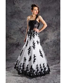 Svadobné a spoločenské šaty VIKTORIA