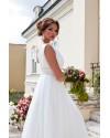 Svadobné šaty CORINA - posledný kus veľ. 38