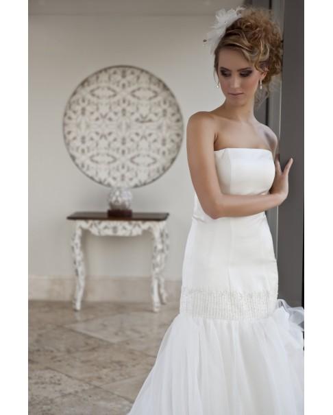 Svadobné šaty MABEL - jediný kus vo veľ. 38