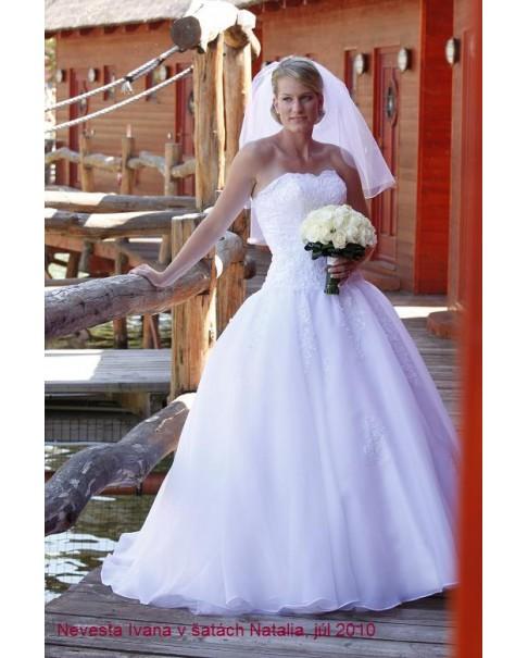Svadobné šaty NATALIA