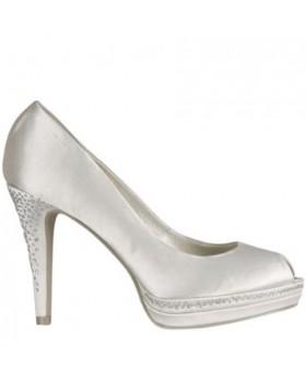 Svadobné topánky Menbur Julia
