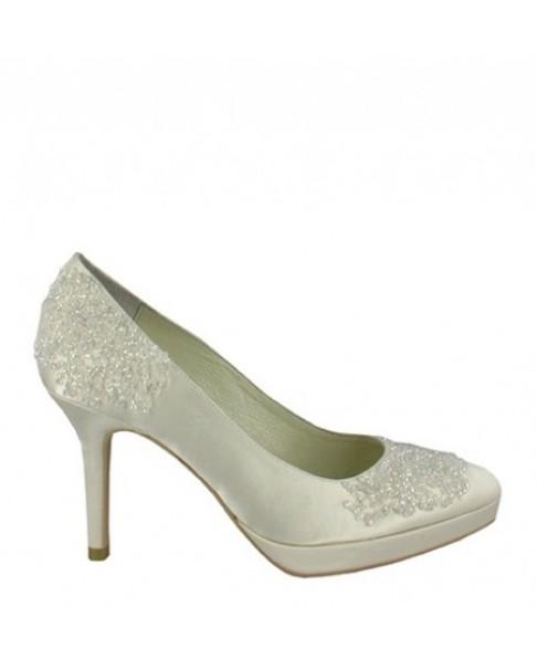 Svadobné topánky Menbur Allen