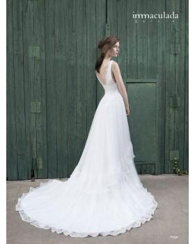 Svadobné šaty  Inmaculada Garcia Paige