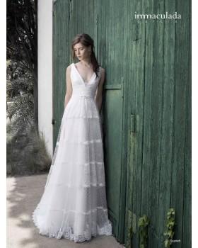 Svadobné šaty  Inmaculada Garcia Scarlett