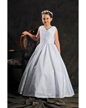 Šaty na 1. sväté prijímanie EMILY