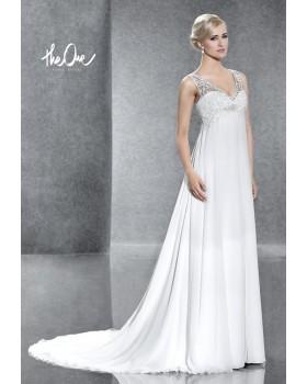 Svadobné šaty Agnes TO 106