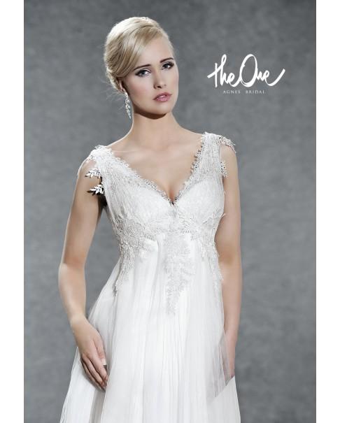 Svadobné šaty Agnes TO 108
