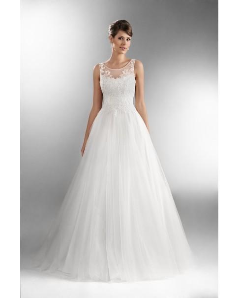 Svadobné šaty Agnes TO 532