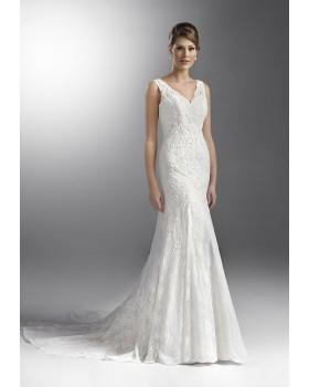 Svadobné šaty Agnes TO 541