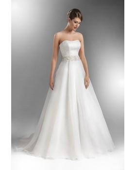 Svadobné šaty Agnes TO 542