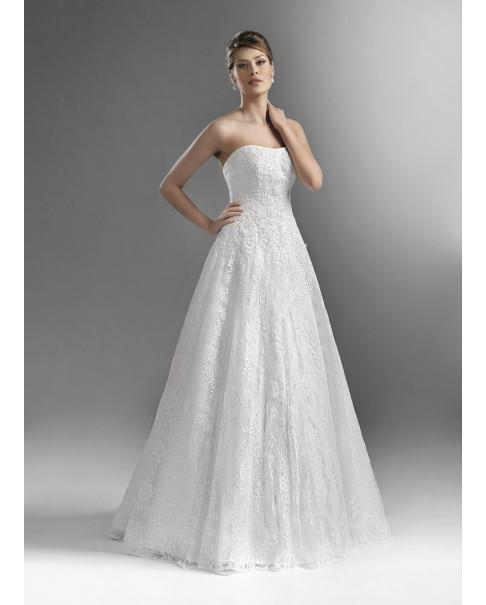 Svadobné šaty Agnes TO 561