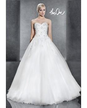 Svadobné šaty Agnes TO 60