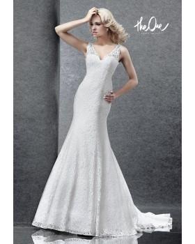 Svadobné šaty Agnes TO-72