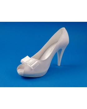 Svadobné topánky Žaneta eco