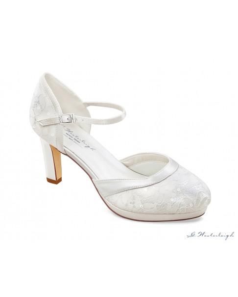 Svadobné topánky Regina, G. Westerleigh