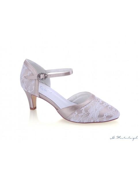 Svadobné a spoločenské topánky Rosalinda, G. Westerleigh