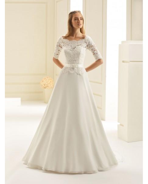 Svadobné šaty Aspen - veľ. od 36 do 52