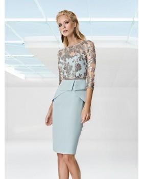 Spoločenské šaty pre moletky Sonia Peña 1200002A - veľ. 48, 50