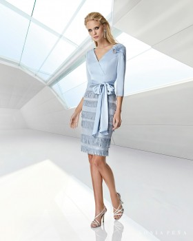 Šaty pre svadobnú mamu Sonia Peña 1200010A