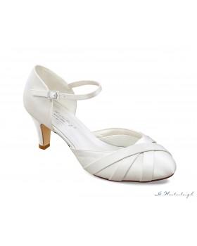 Svadobné topánky Sonja, G. Westerleigh - na širokú nohu