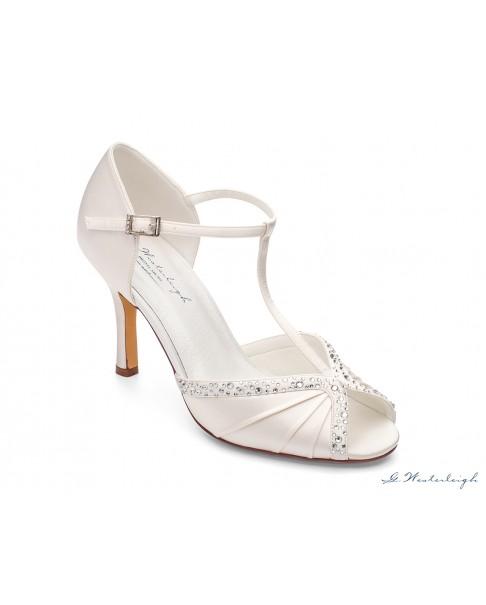 Svadobné topánky Tiffany, G. Westerleigh