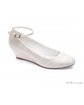Svadobné topánky Iris, G. Westerleigh